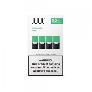 Juul Cool Cucumber (5% nicotine)