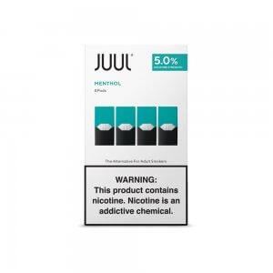 Juul Menthol (5% nicotine)