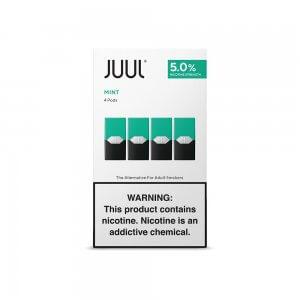Juul Cool Mint (5% nicotine)