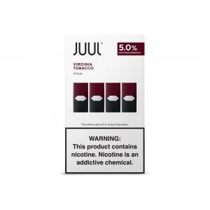 Juul Virginia Tobacco (5% nicotine)