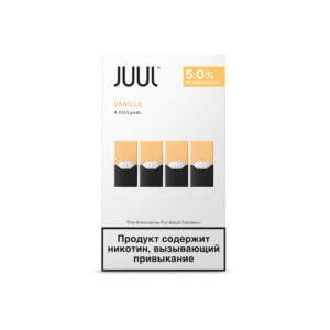 Juul Vanilla (5% nicotine)