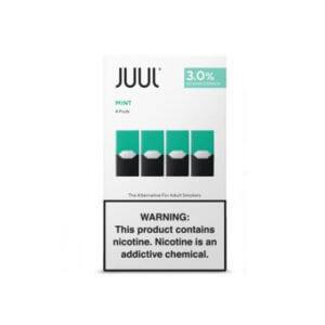 Juul Cool Mint (3% nicotine)