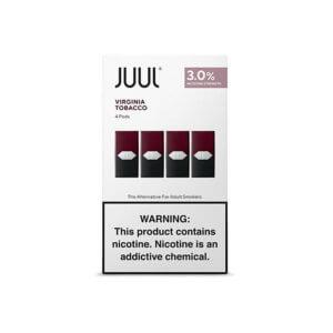 Juul Virginia Tobacco (3% nicotine)