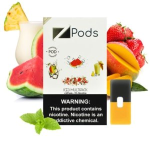 Ziip Pods – Iced Multipack (5% nicotine)