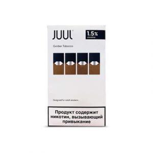 Juul Golden Tobacco (1.5% nicotine)