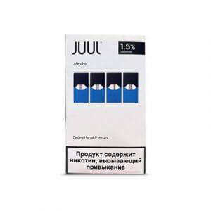 Juul Menthol (1.5% nicotine)