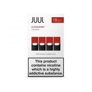 Juul Alpine Berry (1.8% nicotine)