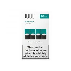 Juul Glacier Mint (1.8% nicotine)