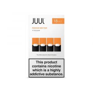Juul Mango Nectar (1.8% nicotine)